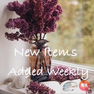 Other - NEW ITEMS ADDED WEEKLY